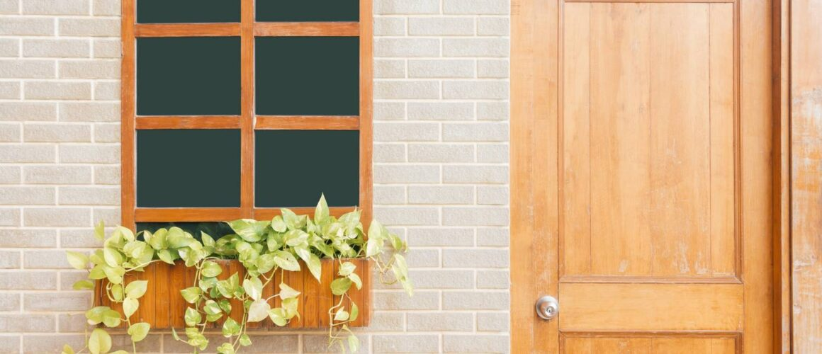 Bezpieczeństwo przede wszystkim, czyli wybieramy drzwi zewnętrzne.