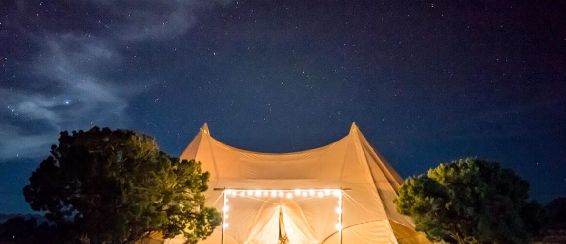 Namioty eventowe - do czego można wykorzystać
