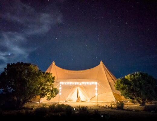 Namioty eventowe – do czego można wykorzystać