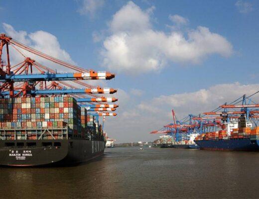 Jak zbudowane są kontenery morskie?